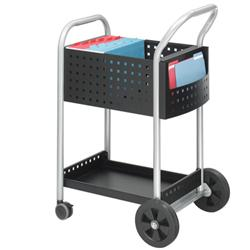 Safco® Scoot™ Mail Cart