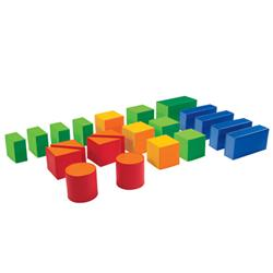Wesco® Ludoblocks Geometrical Basic Set