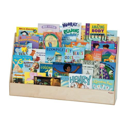 Wood Designs™ X-Tra Wide Book Displayers