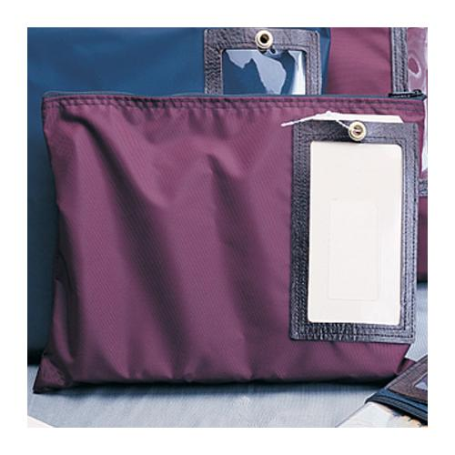 Nylon Book Mailing Bags with Full Address Window