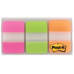 "Post-it® Durable 1"" Index Tabs"