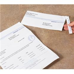 Fold and Seal Laser Overdue Notice Mailers