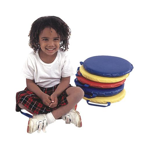 The Children's Factory Round Floor Cushions