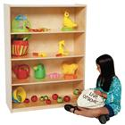 Image of Wood Designs™ Multipurpose Bookshelf