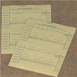 Multiple Copy Book Order Forms