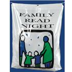 Image of Brodart Family Read Night Plastic Book Bag