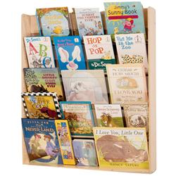 Whitney Brothers Wall Book Displayer