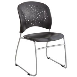 Safco Products Reve™ Sled Base Stack Chair