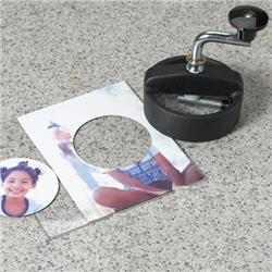 Mr. Button® Circle Cutter for Pin-Back Button Presses