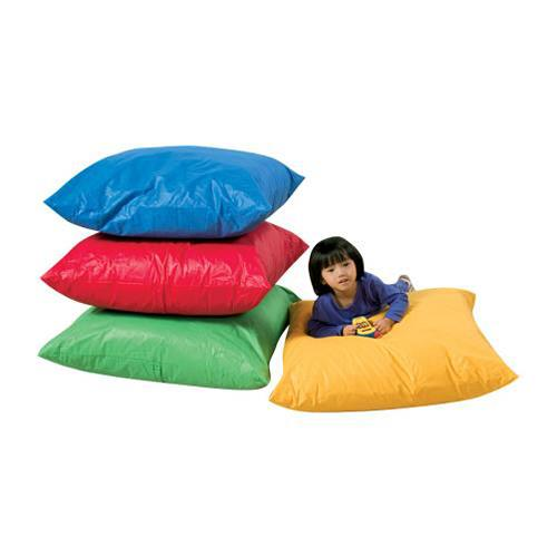The Children's Factory Square Floor Pillow