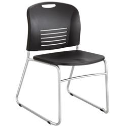 Safco Products Vy Sled Base Chair
