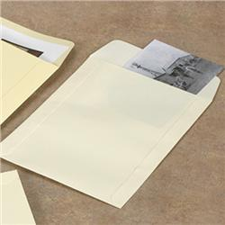 Top-Opening Storage Envelopes