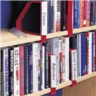 Image of Gressco Clip-On Bookend/Label Holder with Plain Base