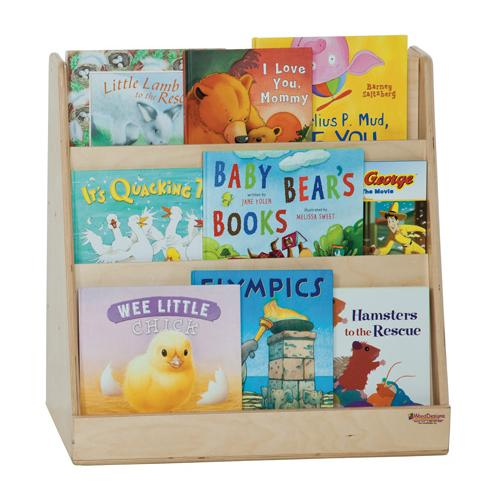 Wood Designs™ Tot-Size Book Displayers