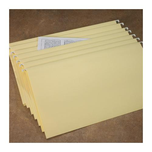 Legal-Size Hanging File Folders
