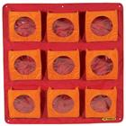 Image of Wesco® Visio Series Nine-Pocket Wall Storage