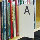 Image of Brodart Sign Shop Alphabetical Shelf Marker Set