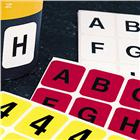 Image of Brodart Vertical Individual Letter Sheets -- H