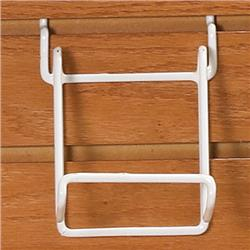Slatwall wire letter size easel for Furniture 5 letters