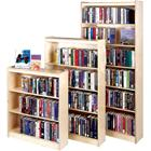 Image of Tempo Birch Double-Faced Starter Shelving