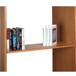 Brodart Flat Oak Shelves