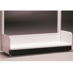 Montel Steel Divider Base Shelf