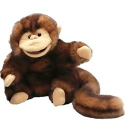 Folkmanis® Wildlife Monkey Puppet