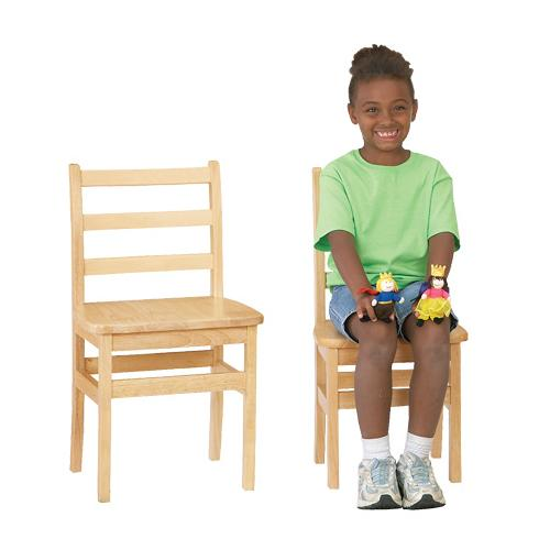 Jonti-Craft® KYDZ® Ladderback Chairs