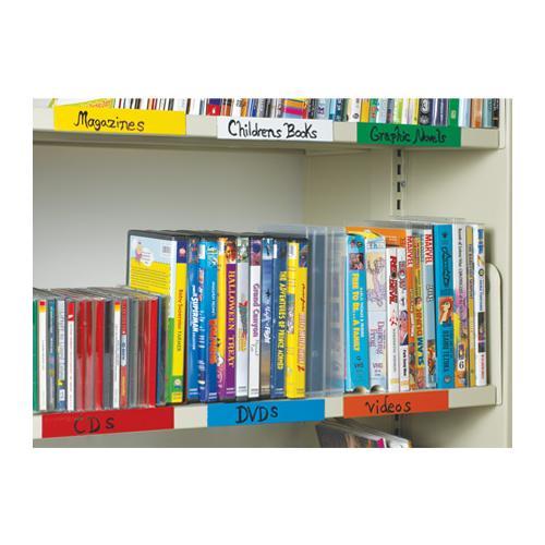 aigner label holder magnetic write on shelf label kit. Black Bedroom Furniture Sets. Home Design Ideas
