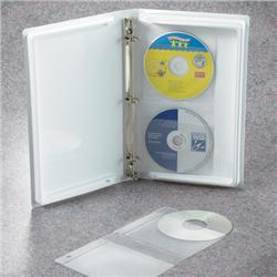 Blackbourn Large-Capacity Disc Ring Binder