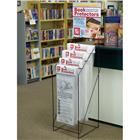 Image of Book Jacket Cover 10-Pack Display Rack