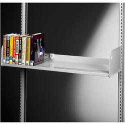 "Estey Steel Divider for 12""D Backstop Shelves"