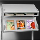 Image of Estey Steel Fixed Periodical Display Shelf