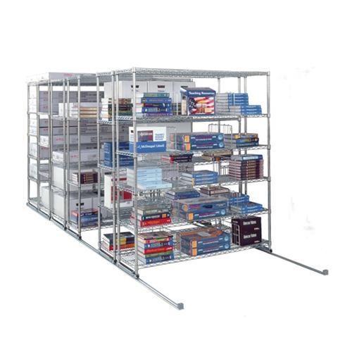 OFM X5 Sliding Storage Systems. Zoom
