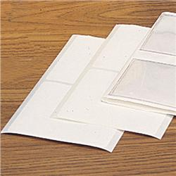 File Labels for Brodart Plastic Princeton Files