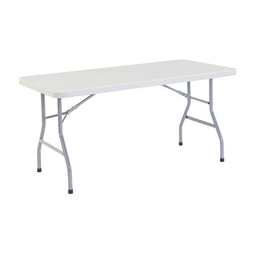 National Public Seating Rectangular Folding Tables