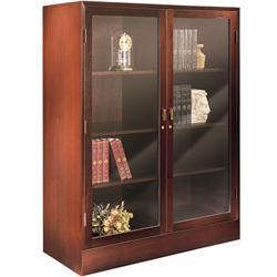 Hale Glass Door Bookcases