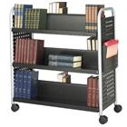 Image of Safco® Double-Sided Scoot™ Book Cart