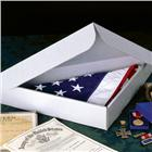 Image of Flag Storage Box