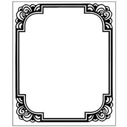 Additional ViewsVictorian Style Borders