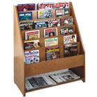 Image of Brodart Full-Panel Magazine Rack