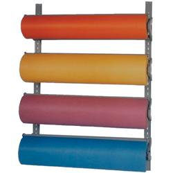 Four-Roll Wall Rack