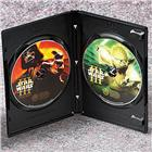 Image of Dual-Capacity Full-Size Disc Case