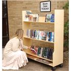 Image of Wood Designs™ Book Display Cart