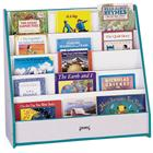 Image of Jonti-Craft® KYDZ Pick-A-Book Stand with Rainbow Accents®
