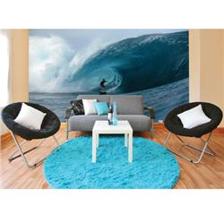 Environmental Graphics Oahu Surfer Wall Mural