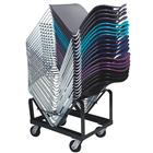 Image of National Public Seating Chair Dolly for Hi-Tech Stacking Chairs