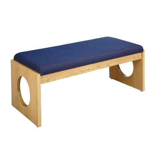 Brodart Ovation Oak Bench