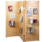 Image of Brodart Ovation Three-Panel Slatwall Room Divider