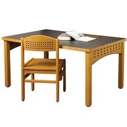 Brodart Accentua Reading Tables